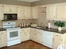 painted cabinet ideas kitchen ideas on refinishing kitchen cabinets nrtradiant