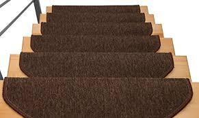 tappeto per scale tappeto per scale passatoia singola 28x65cm sicurezza e