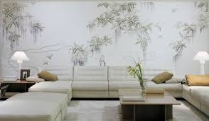 aliexpress com buy hand painted silk wallpaper painting chinese