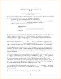 Sample Investment Agreement 10 Sample Stock Certificate Job Resumes Word