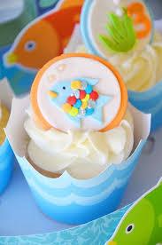 kara u0027s party ideas rainbow fish 3rd birthday party kara u0027s party