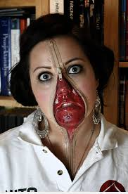 scary faces for halloween with makeup 32 best scary costume ideas images on pinterest halloween makeup