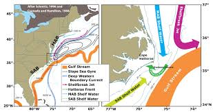 Uga Parking Map Skidaway Institute Starts Study On Dynamic Cape Hatteras Waters