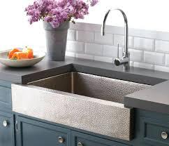 cast iron apron kitchen sinks farmhouse sink stainless steel or cast iron hometalk stainless steel