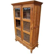 Small Bookcase With Doors Furniture Oak Barrister Bookcase With Glass Doors 6 Shelves Lift