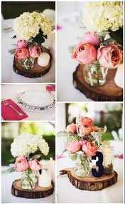 top 14 easy wood log centerpiece designs u2013 unique wedding day