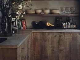 meuble cuisine bois recyclé bois recycl stunning tete de lit bois recycle tate de lit bois