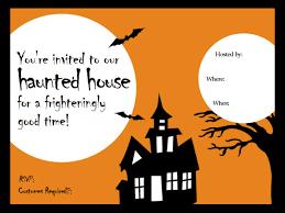 halloween invitation printouts u2013 festival collections