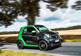 stanced smart car electric drive pure coupe smart usa