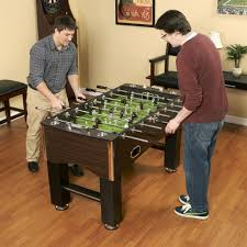 hathaway primo soccer table 56 primo 56 in brown soccer table pool warehouse