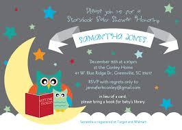 storybook themed baby shower invitations u2013 gangcraft net