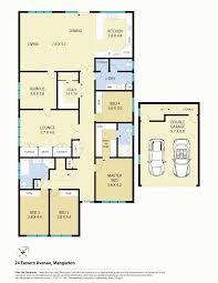 787 Floor Plan by 24 Eastern Avenue Mangerton Nsw 2500 Sold Realestateview