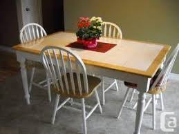 Tile Top Kitchen Table And Chairs Tile Large Dining Table - Tile top kitchen table and chairs