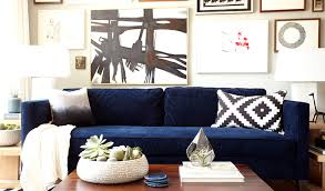 5 ways to style navy at home parachute blog