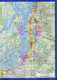 Green Lake Seattle Map by Seattle Seeing Map Wire Get Free Images About World Maps