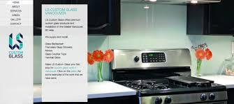 custom glass vancouver websites vancouver designs