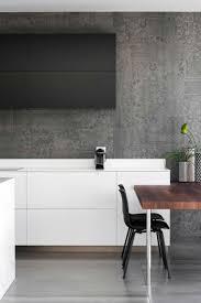 beton ciré mur cuisine beton ciré noir agréable table de cuisine fixee au mur 5 carrelage