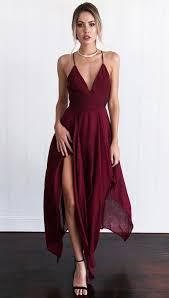 best 25 burgundy dress ideas on pinterest ball dresses long