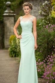 green wedding dresses cool pastel mint green bridesmaid dresses weddceremony