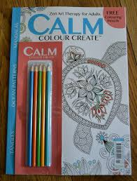 calm colour calm colour create magazine review giveaway rock and roll