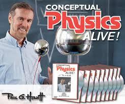 hewitt physics videos conceptual physics