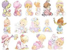 precious moments baby shower clip art 39