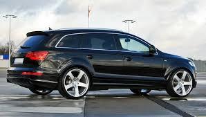 audi q7 tuning pre facelift audi q7 by avus performance autoevolution