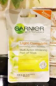 angelkawai s diary review garnier light complete multi
