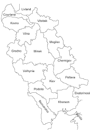 blank outline map of eastern europe blank outline map of eastern