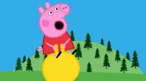 peppa pig diving game