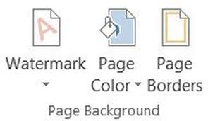 remove image fill or background in microsoft office