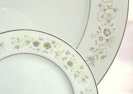 vintage china patterns light color vintage dinnerware for fall table setting