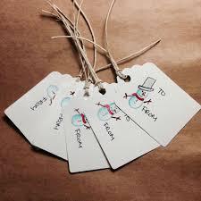 creative gift tag ideas