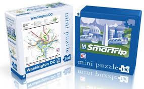 washington dc map puzzle washington dc models items from washington dc