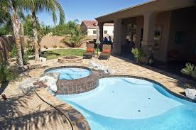 Arizona Backyard Landscaping by Design For Backyard Landscaping Completure Co
