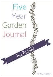 garden journal printables updated journal gardens and garden ideas