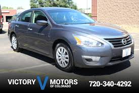 nissan altima coupe rwd or fwd view inventory victory motors of colorado