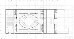 museum floor plan dwg museo de la memoria de andalucia 33 jpg