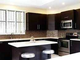 kitchen backsplash ideas with dark cabinets gray kitchen backsplash ideas paulineganty com
