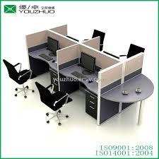 Office Workstation Desk D6 New Design Wood Workstations Office Furniture Purchasing