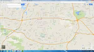 west covina ca map west covina california map