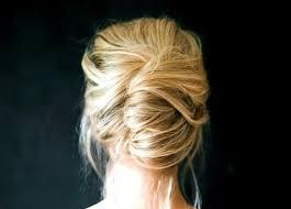 Hochsteckfrisurenen L舖sig by Die Perfekte Hochsteckfrisur Selber Machen Lässige Haarbanane