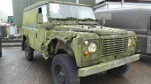 military jeep side view witham sv military vehicle auction tender jan 2014 youtube