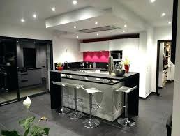 cuisine design ilot central cuisine design avec ilot cuisine central beau cuisine design central