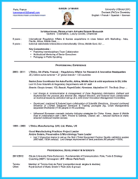 Sample Resume Format Uk by Microbiologist Sample Resume Resume For Your Job Application