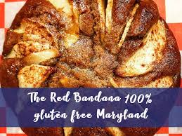bandana cuisine dedicated gluten free places in maryland for gluten sake