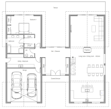 home plan ch445 house plan