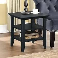 black living room end tables living room end tables with black