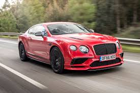 bentley sports car 2014 2017 bentley continental gt supersports review autocar