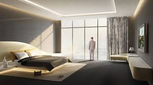 modern hotel room hotel room design and wall panelling on